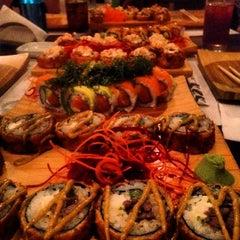 Photo taken at Koi Sushi by Olivier L. on 12/27/2013