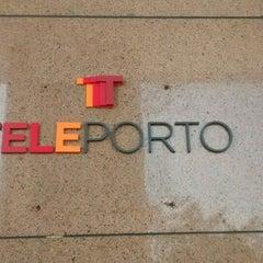 Photo taken at Centro Empresarial Cidade Nova (Teleporto) by Jhonatan P. on 9/16/2015