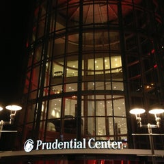 Photo taken at Prudential Center by Alexis C. on 12/10/2012