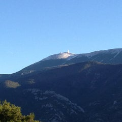 Photo taken at Mont Ventoux by Olivier M. on 12/31/2012