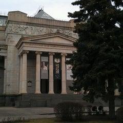 Photo taken at Музей личных коллекций by Лена Ч. on 4/20/2013