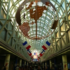 Photo taken at Chicago O'Hare International Airport (ORD) by Wilson T. on 7/11/2013