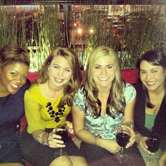 Photo taken at Aria Sky Terrace & Lounge by Heather J. on 1/26/2013