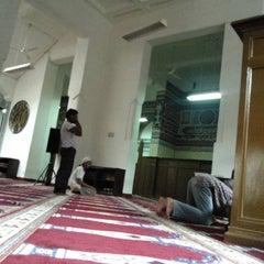 Photo taken at Masjid Cut Meutia by Sukrisman J. on 4/4/2013