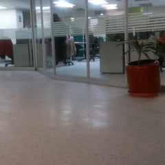 Photo taken at Subdelegación 7 IMSS Del Valle by Carlos T. on 6/12/2014