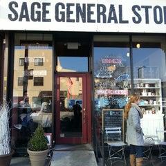 Photo taken at Sage General Store by Jeffrey L. on 1/6/2013