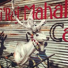 Photo taken at G'Raj Mahal Cafe by Alan W. on 5/5/2013