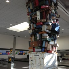 Photo taken at Sacramento International Airport (SMF) by ackysp on 1/17/2013