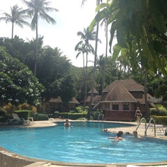 Photo taken at Coral Grand Resort by Allie H. on 7/17/2014