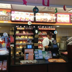 Photo taken at Dunkin' Donuts by Emily T. on 12/6/2013