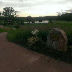 Photo taken at Mirimichi Golf Course by Brian S. on 6/7/2014