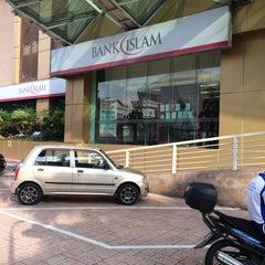 Photo taken at Bank Islam (M) Bhd by asyraf w. on 5/16/2014
