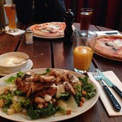 Photo taken at Riva Bar & Pizzeria by Anastasia👗 K. on 10/19/2015