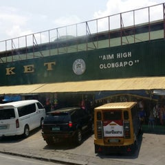 Photo taken at Olongapo City Public Market by Mary A. on 5/10/2014