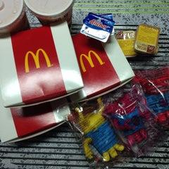 Photo taken at McDonald's by Sheena Mae L. on 3/14/2015