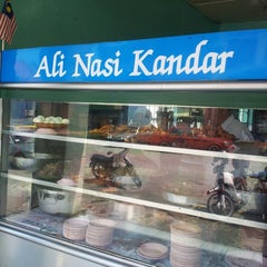 Photo taken at Restoran Nasi Kandar Ali by Julie D. on 11/14/2013