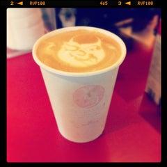 Photo taken at El Diablo Coffee by Alyxe W. on 10/6/2012
