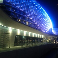 Photo taken at Yas Viceroy by Mohannad A. on 3/22/2013