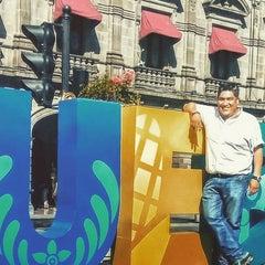 Photo taken at Puebla by Juan C. on 10/11/2015