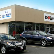Photo taken at Brown's Leesburg Hyundai by Brown's Leesburg Hyundai on 9/12/2014