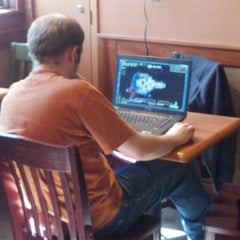 Photo taken at Caribou Coffee by Kevin W. on 10/3/2012
