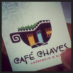 Photo taken at Café Chaves by SORATO L. on 12/27/2012