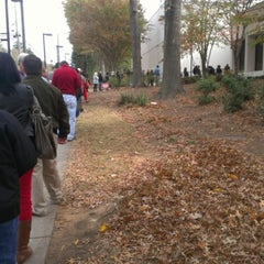 Photo taken at Fulton County North Annex Service Center by Tricia B. on 10/30/2012