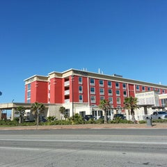 Photo taken at Four Points by Sheraton Galveston by Geralyn K. on 1/5/2014