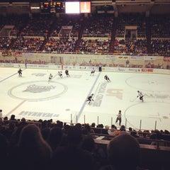 Photo taken at Knoxville Civic Audiotorium & Coliseum by Matt M. on 3/10/2013