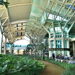 Photo taken at Ngurah Rai International Airport (DPS) by Anwar M. on 10/22/2013