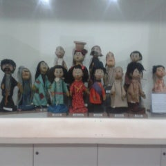 Photo taken at Museum Wayang by Rizal D. on 9/28/2014