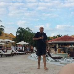 Photo taken at Secrets Capri Riviera Cancun by Mario B. on 4/7/2015