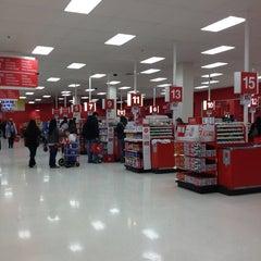 Photo taken at Target by Jen M. on 4/7/2013