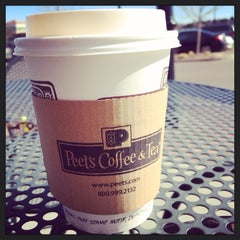 Photo taken at Peet's Coffee & Tea by Brian H. on 2/24/2014