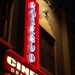 Photo taken at Rosebud Cinema Drafthouse by Chris W. on 11/11/2012