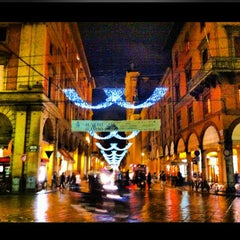 Photo taken at Via Indipendenza by Bea S. on 11/28/2012