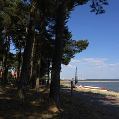 Photo taken at Neringos Sporto Mokykla by Kirill G. on 7/24/2014