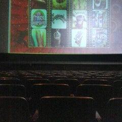 Photo taken at Cinema Teatro Palacio by Iván T. on 4/16/2014