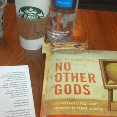 Photo taken at Starbucks by Malissa H. on 10/11/2013