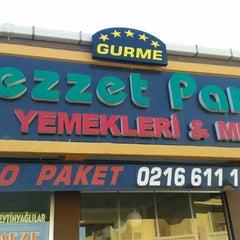 Photo taken at LezzetPark by Akın U. on 10/5/2013
