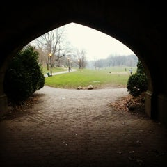 Photo taken at Prospect Park by Daniel K. on 1/12/2013