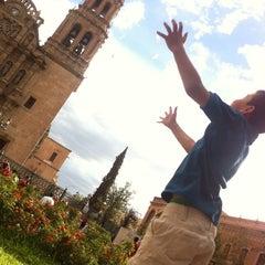 Photo taken at Plaza de Armas by Spooky M. on 7/7/2014