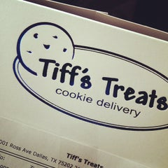 Photo taken at Tiff's Treats by Zignat A. on 11/14/2014