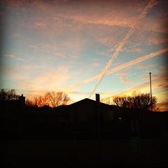 Photo taken at Cragmor Neighborhood by Andrew G. on 1/23/2014