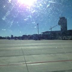 Photo taken at Aeropuerto de Vigo (VGO) by KoOk KAi K. on 11/6/2012