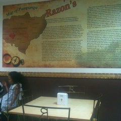 Photo taken at The Original Razon's by Donnie B. on 4/27/2012