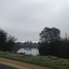 Photo taken at American River Trail By Watt by B on 2/3/2013