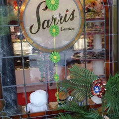 Photo taken at Sarris Candies by Christopher S. on 6/18/2013