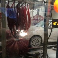 Photo taken at Mister Car Wash by Matt V. on 1/24/2014