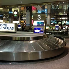 Photo taken at Baggage Claim by Dale S. on 5/5/2013